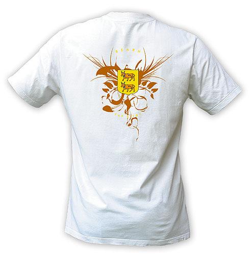 Tee-Shirt Bearn blason 2
