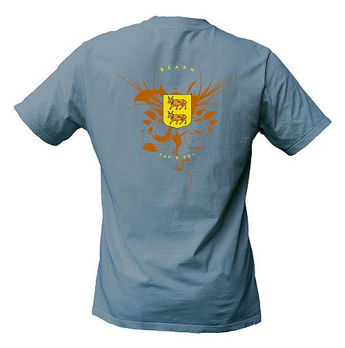 Tee-Shirt Bearn blason 3
